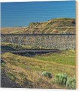 Joso High Bridge Over The Snake River Wa 1x2 Ratio Dsc043632415 Wood Print