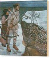 Joukahainen's Revenge Wood Print