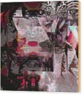 Journal Of Women's Studies Wood Print