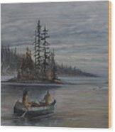Journey - Lmj Wood Print