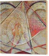 Journey Of The Emeralda Wood Print