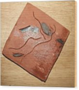 Journeys - Fleeing  24 - Tile Wood Print