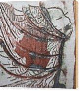 Journeys 13 - Tile Wood Print