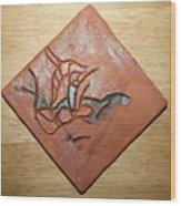 Journeys 9 - Tile Wood Print