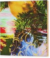 Joy Of Christmas 2 Wood Print