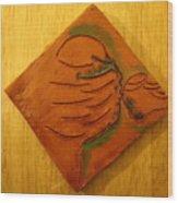 Joy Tears - Tile Wood Print