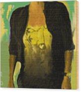 Joyce Wood Print
