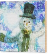 Christmas Cheer Wood Print