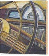 Joyride Wood Print