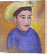 Juan, 16x20, Oil, '07 Wood Print