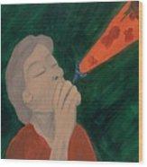 Juanita Faye Persing Delvisco Wood Print