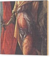 Judith Leaving The Tent Of Holofernes 1500 Wood Print