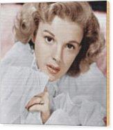 Judy Garland, Ca. 1943 Wood Print