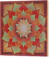 Juicy Lotus Wood Print
