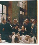 Jules Emile Pean (1830-1898) Wood Print