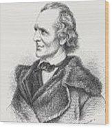Julius Schnorr Von Carolsfeld, 1794 Wood Print
