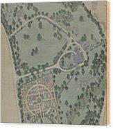 Jumel Estate Wood Print