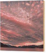 June 28 2010 Wood Print