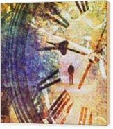 June 5 2010 Wood Print
