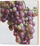 June Grapes #1 Wood Print