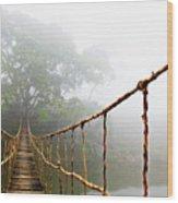 Jungle Journey Wood Print