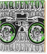 Junquentoys Goggle Fader Fashion Wood Print