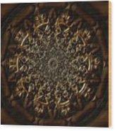 Jyoti Ahau 209 Wood Print