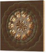 Jyoti Ahau 211 Wood Print