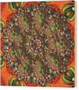 Jyoti Ahau 237 Wood Print