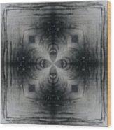 K 86 Wood Print