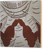 Kabaka Atuuse- The King Has Arrived - Tile Wood Print