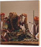 Kabelia 53 Wood Print