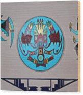 Kachina Dance Wood Print