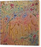 Kailani's Sweet Sixteen Wood Print