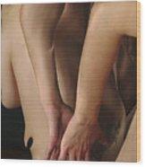 Kaki1121 Wood Print
