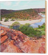 Kalbarri National Park 2am-29388 Wood Print