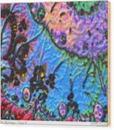 kaleido fa-GoldenBridge12b2 Wood Print