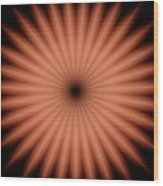 Kaleidoscope 3 Wood Print