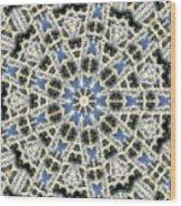 Kaleidoscope 78 Wood Print