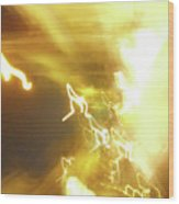Kali Nichta Wood Print by Dan Olson