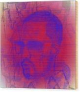 Kanye West Swag  Wood Print