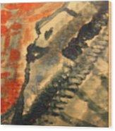 Karen - Tile Wood Print