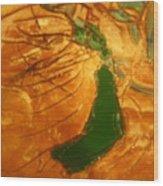 Karibuni - Tile Wood Print