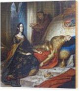 Karl Von Steuben Wood Print