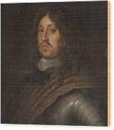 Karl X Gustav Wood Print
