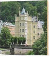 Karlovy Vary 1 Wood Print