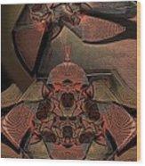 Karuta Wood Print