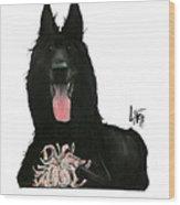Kasper 3396 Wood Print