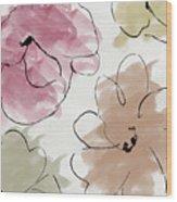 Kasumi II Wood Print