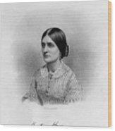 Kate Fox (1837-1892) Wood Print